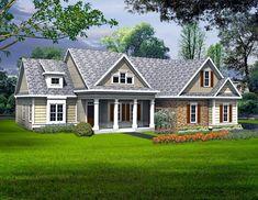 House Plan chp-55066 at COOLhouseplans.com
