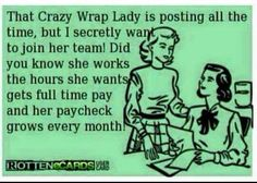 Hurry the special deal on the business kit with a 2nd box of free wraps ends tonight at midnight!  If you can take $99 and turn it into $200 would you??  Message me for more details! 585.478.4190  Http://leslieannsouthcott.myitworks.com