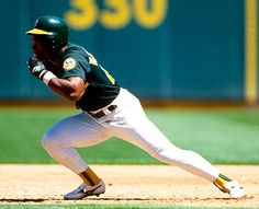 Rickey Henderson - Controlled a game that uses a bat and a glove and a ball without needing any of them to do it.