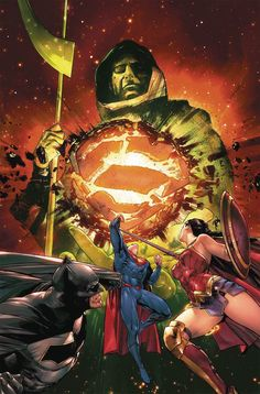 Trinity by MIKEL JANIN