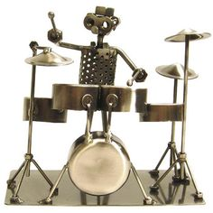 Nuts & Bolts Drummer