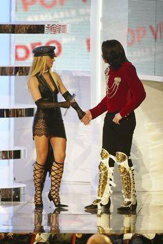 Michael Jackson! & Britney Spears! My Two Fav's!!