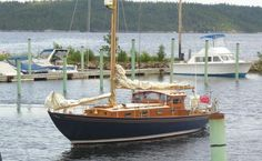 Bluenose Class Classic Sloop - FOR SALE http://www.kijiji.ca/v-view-image.html?adId=435595256&image=0&enableSearchNavigationFlag=true