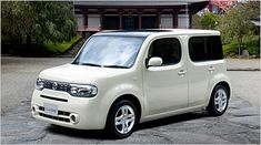 We got a lot of looks when we rented this car (Nissan Cube), but it still holds a special place in my heart :)