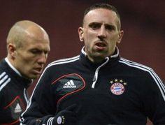 Franck Ribery dan Arjen Robben persiapkan jalan Final 2013 | BDbola.com