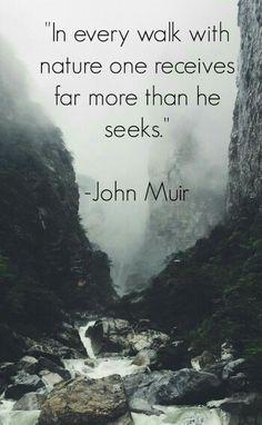 Hiker's quote