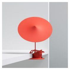 w153 Île Multipurpose Lamp Poppy Red