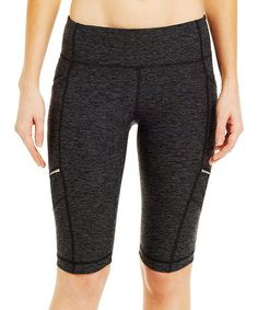 Take a look at this Asphalt Heather StudioLux® Spin Shorts by Under Armour® on #zulily today!