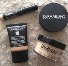 Loulou's views: Putting Dermablend Professional To The Test