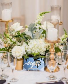 """Nochta Boutique on Instagram: """"Yes, please 👏🏻 I'm loving this gorgeous table scape (and table numbers 😉)! Thank you to @taylorthiel for sharing these gorgeous…"""" Top Wedding Trends, Fall Wedding, Table Numbers, Tablescapes, Table Decorations, Boutique, Weddings, Instagram, Home Decor"""