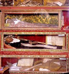 Najtajanstvenije mumije Europe - Corpi Santi u Vodnjanu