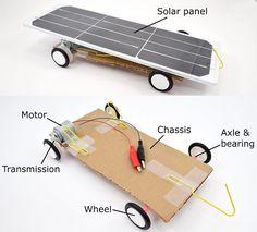 Solar-Powered Cars for Junior Solar Sprints: Design, build, and test solar-power. Solar-Powered Cars for Junior Solar Sprints: Design, build, and test solar-power. Solar Energy Panels, Best Solar Panels, Solar Energy System, Cars Junior, Solar Powered Cars, Solar Car, Diy Solar, Power Cars, Greenhouse Gases