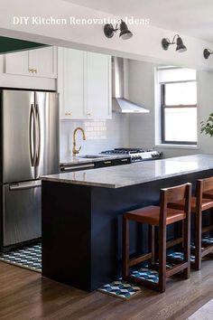 DIY Kitchen Essentials For All Homes  #kitchendecor #kitchenrenovation