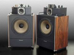 Technics SB-007 3-way Phase Linear speaker system.
