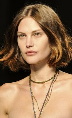 Catherine McNeil | hair