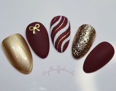 Christmas chocolate. White gold glitter