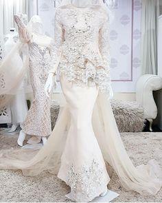 baju kahwin terkini