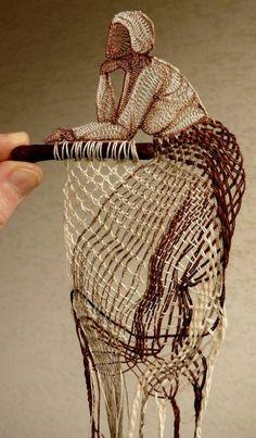 Textile Art Work - Jolene's Crafting