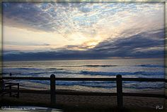 Umkomaas sunrise by PaulO Classic. ©, via Flickr