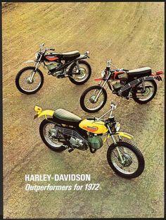 I absolutely adore specifically what they designed on this tailor-made Motos Vintage, Vintage Motorcycles, Harley Davidson Motorcycles, Harley Dirt Bike, Amf Harley, Custom Bobber, Custom Harleys, Custom Bikes, Harley Scrambler