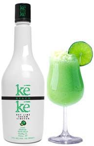 I just found out about this stuff. KeKe Key Lime Cream Liquor – Margaritas and more!