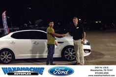"https://flic.kr/p/vr2guA | Congratulations to Alejandro Hernandez on your Congratulations to Caroline Wilson on your #Ford #Focus from Justin Bowers at Waxahachie Ford! #NewCar | <a href=""http://www.waxahachieford.com"" rel=""nofollow"">www.waxahachieford.com</a>"