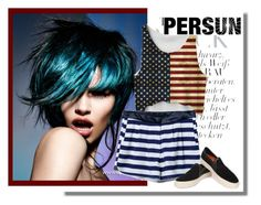 """PERSUN"" by b-mila ❤ liked on Polyvore featuring mode"