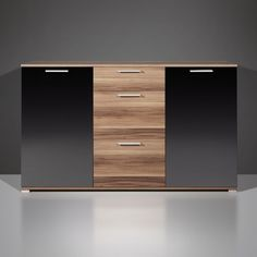 Look how stylish and elegant this modern cabinet. Discover more: www.buffetsandcabinet.com  | #cabinetdesign  #contemporarycabinet #sideboardcabinet
