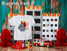 Hey, I found this really awesome Etsy listing at https://www.etsy.com/listing/183848960/firefighter-birthday-applique-shirt-any