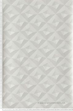 1000 id es sur le th me papier peint 3d sur pinterest tapisserie trompe l o - Tapisserie gris clair ...