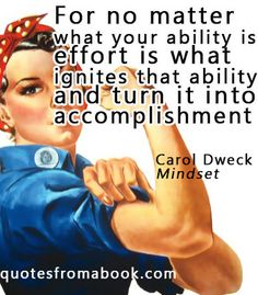 alan watts quotes | Mindset by Carol Dweck: Effort | Quotes from a Book