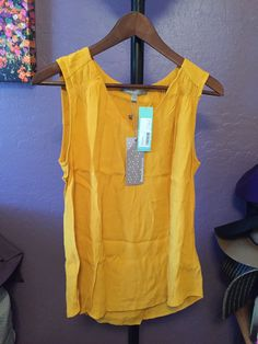 RETURNED - Coringa V Neck Top; Box 10; Verdict: I like the top but $64 is a little too much for it. The color is nice though :) Stitch Fix Blog, V Neck Tops, Athletic Tank Tops, Nice, Box, Color, Women, Fashion, Moda