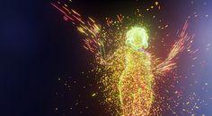 """『Vulnicura』収録""""notget""""のVR映像より(REWIND VR)"""