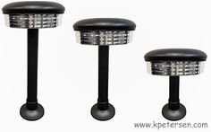 Budget Soda Fountain Counter Stools 30 and 26 Inch Seat Heights