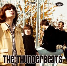 "THE THUNDERBEATS  ""s/t""   (Teen Sound Records) LP"