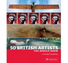 - 50 British Artists You Should Know. 50 British Artists You Should Know, a roll-call of British artists, confirms the dominance and excellence of British art across five centuries, from Blake to Banksy, Turner to Tracey Emin. Stanley Spencer, Gilbert & George, Thomas Gainsborough, Grayson Perry, William Hogarth, Damien Hirst, Artist Biography, David Hockney, Artist Life
