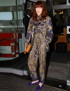 Florence Welch's Style File   Fashion, Trends, Beauty Tips & Celebrity Style Magazine   ELLE UK
