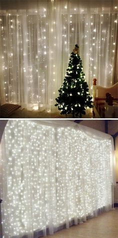 Cheap and easy christmas decorations for your apartment ideas (12)