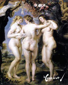 Las Tres Gracias | La cámara del arte