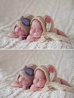 newborn twin poses.    https://www.facebook.com/stephaniecottaphotography