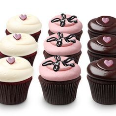 Sisters of DC Cupcakes Share Valentine's Day Baking Tips and Chocolate Ganache Recipe