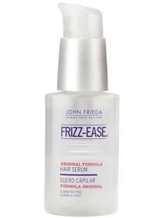 John Frieda Frizz-Ease Original Formula Hair Serum Review: Hair Care: allure.com