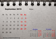 Free Printable Calendar September 2020 It's New Year and we have another great design and template of our calendar for this 2020 and in th. Free Printable Calendar, Free Printables, Good Morning Picture, Text Messages, Texts, Notes, Templates, 2015 Calendar, February 2015