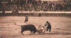 Les arenes de Tanger et Casablanca des annees 50...