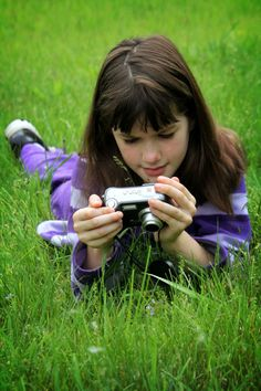 Teaching kids with cameras #2