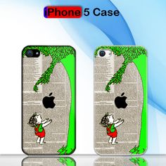 The Giving Tree Custom iPhone 5 Case Cover