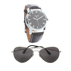 Watch and Sunglasses Combo