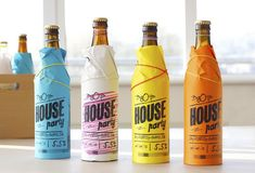 BYOB on Packaging of the World - Creative Package Design Gallery
