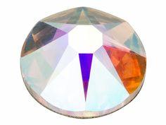 Swarovski 2088 SS48 XIRIUS Flatback Crystal AB