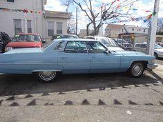 1975 Sedan Calais:  Jennifer blue
